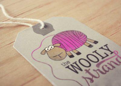 WoolyStrandTag